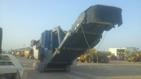 Used Kleemann Crusher for Sale under blue sky