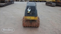 Side of Used Trench Roller for Sale
