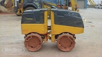 Used Trench Roller for Sale