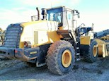 Used Komatsu Loader under Sun for Sale