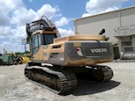 Back of Used Volvo Excavator for Sale