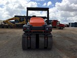 Back of Used Hamm Compactor for Sale