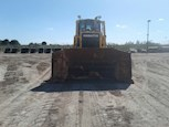 Front of Used Komatsu Bulldozer for Sale