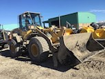 Komatsu Wheel Loader in yard for Sale