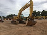 Front of Used Komatsu for Sale