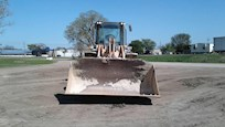 Front of Used Loader for Sale
