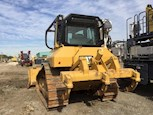 Back of Used Caterpillar Bulldozer for Sale