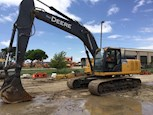 Used Deere Crawler Excavator for Sale