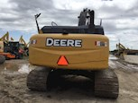 Back of Used Excavator for Sale
