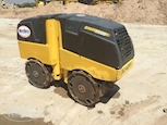 Used Bomag Walk Behind Compactor for Sale