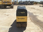 Back of Used Compactor for Sale