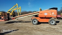 Side of Used JLG Boom Lift for Sale