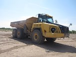 Used Articulated Truck for Sale