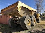 Back of Used Komatsu Truck for Sale