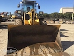 Front of Used Komatsu Loader for Sale