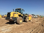 Back of Used Komatsu Loader for Sale