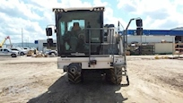 Front of Used Asphalt Paver for Sale