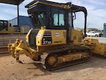 Side of Used Bulldozer for Sale
