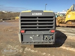 Back of Used Portable Air Compressor for Sale