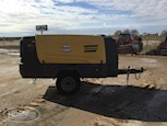 Side of Used Atlas Copco Compressor for Sale