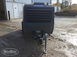 Back of Used Air Compressor for Sale