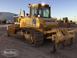 Used Komatsu Crawler Dozer under sun for Sale