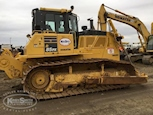 Used Komatsu Dozer in Yard for Sale