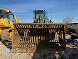 Front of Used Deere Wheel Loader for Sale