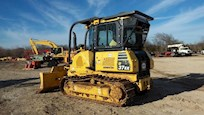 Side of used Crawler Dozer for Sale