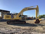 Side of Used Excavator for Sale