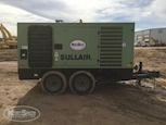 Side of Used Sullair Air Compressor for Sale