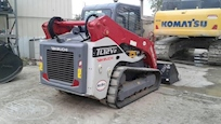 Used Takeuchi Track Loader in yard for Sale