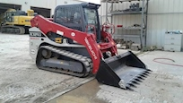 Used Track Loader in Yard for Sale
