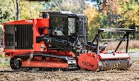 New Fecon Mulching Tractor for Sale