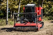 New Fecon Mulching Tactor ready for use