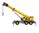 New Grove Rough Terrain Crane for Sale