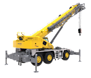 New Rough Terrain Crane for Sale