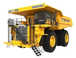 New Komatsu Electric Drive Mining Truck for Sale