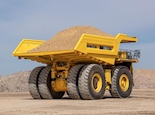 New Electric Drive Mining Truck for Sale