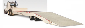 Trail King Advantage Hydraulic Sliding Tail Trailer