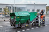 New Vogele Super Series Paver for Sale