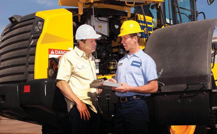 heavy equipment technicians