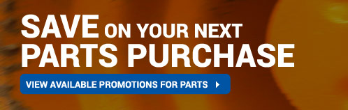 Parts - Deals and Promotions